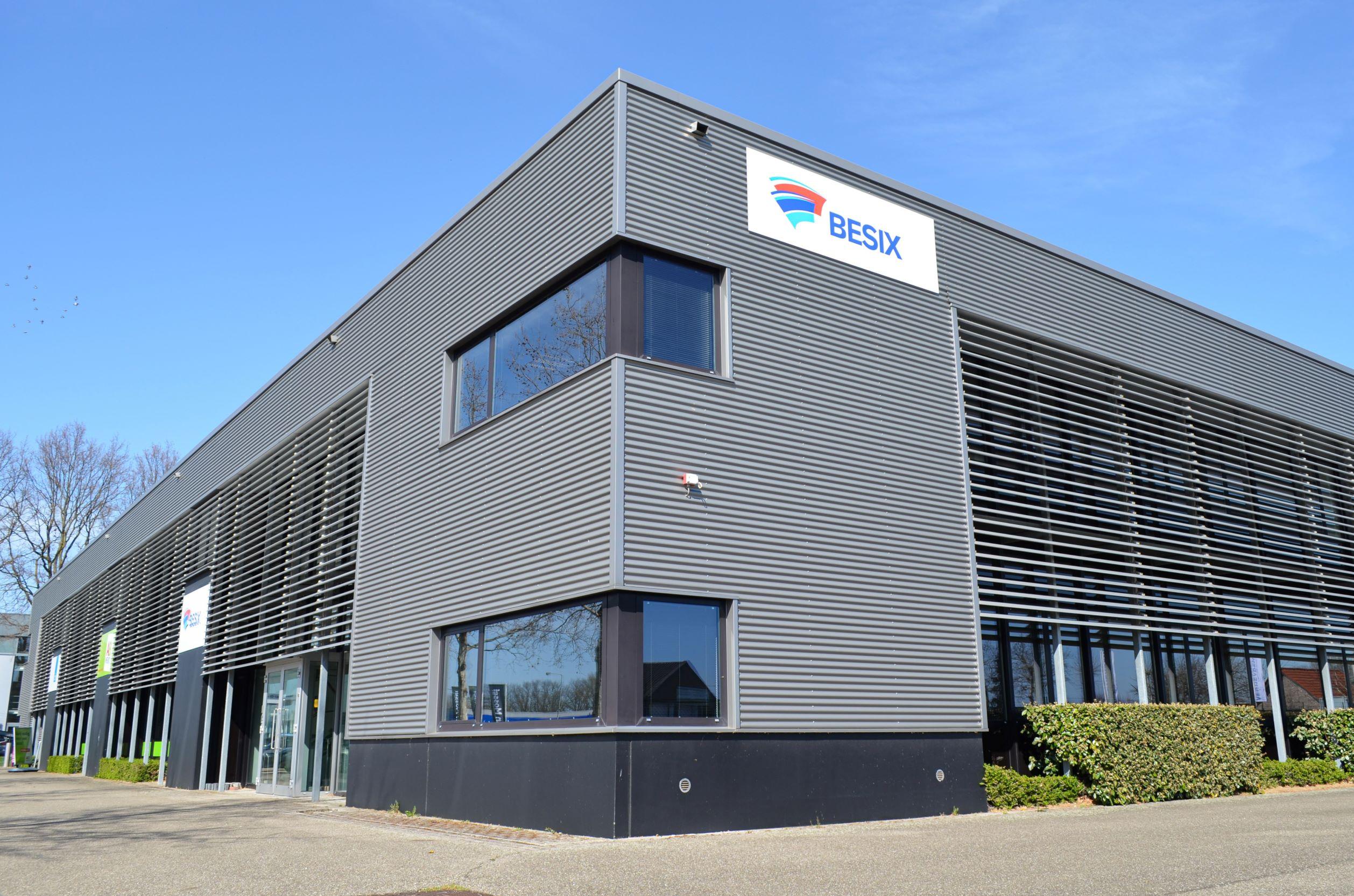 Kantoor BESIX Infra Nederland